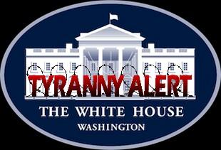 tyranny alert